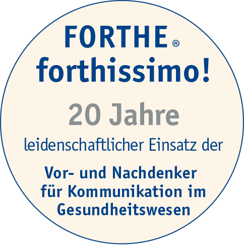 20 Jahre FORTHE